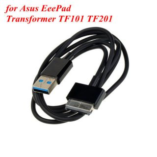 USB Charger Sync Data Cable Cord for ASUS Eee Pad Transformer TF101