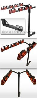 Bike Rack 4 Bicycle Hitch Mount Carrier Car Truck Auto 4 Bikes New