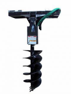 New Auger Drive Attachment Holland John Deere Case Gehl