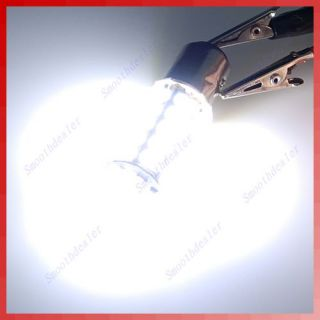 68 LED White Bulbs 1157 SMD Car Turn Signal Brake Light