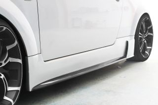 Audi TT Body Kit Type A Front Rear Bumper Skirts