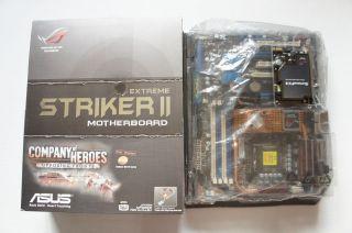asus striker ii extreme socket 775 790i Ultra SLI #9164 motherboard