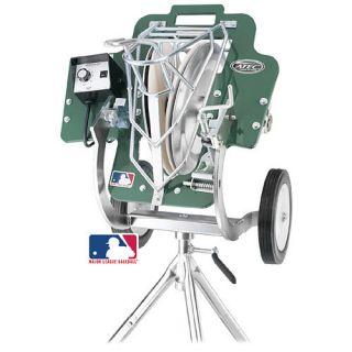 atec hitting streak baseball pitching machine