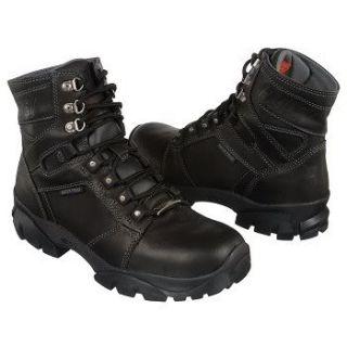 Mens Harley Davidson Avis Motorcycle Boots Waterproof