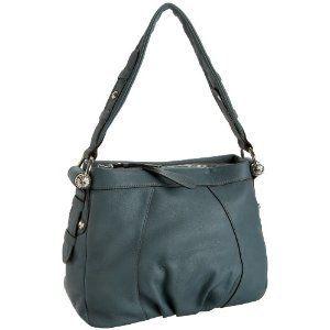 Makowsky Sonoma Hobo Basil Handbag Bag Satchel Tote