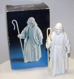 Avon Nativity Collectible Porcelain Shepherd Figurine