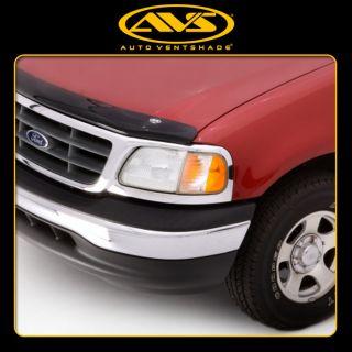 Auto Ventshade 21747 Hoodflector Hood Protector Smoke Low Profile
