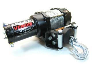 ATV Winch Honda 12 13 Foreman TRX500 FE FM FPE FPM 3500 lb Honda