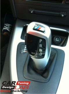 E81 E87 x1 M Automatic Gear Stick Shift Shifter Knob x6 Look