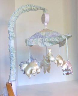 Kidsline Arcadia Jungle Animal Baby Nursery Crib Mobile