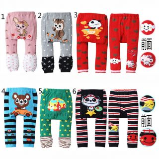 Cutie Infants Toddler Boys Girls Baby Clothes Leggings Tights Pants