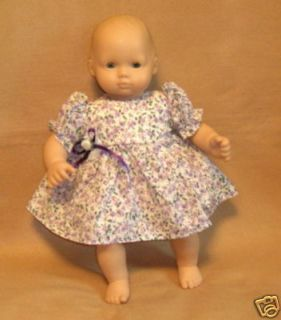 Bitty Baby American Girl Doll Clothes Lilac Dress