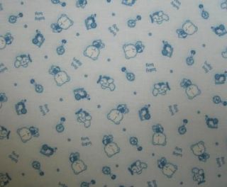 SheetWorld Fitted Pack N Play Graco Square Playard Sheet Baby Boy Toys
