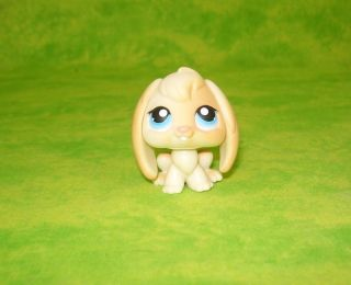 95 Retired Bunny Rabbit Baby Long Ear Littlest Pet Shop Free SHIP LPS