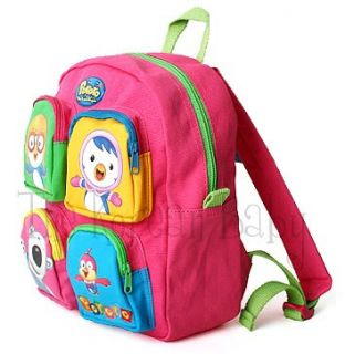 Pororo Toddler Baby Kids Backpack Bag with Pocket