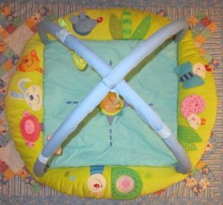Haba Baby Activity Gym Play Mat Activity Mat