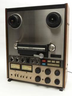 2CH 2 Channel 4 Track Reel to Reel Tape Deck Recorder Player