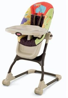 New Baby Infant Feeding Easy Clean High Chair Highchair Toddler Seat
