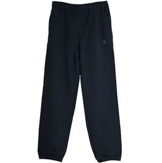 Champion Super Fleece Pants Mens Sz L Running Training Athletic P2211