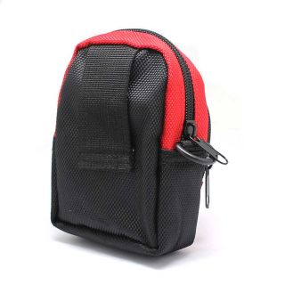 Mini Durable Strap Digital Camera Bag Pouch with Zipper