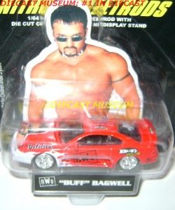 1997 97 Ford Mustang Cobra Buff Bagwell NWO RC Diecast