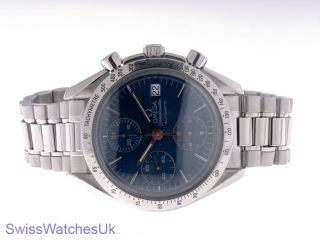 omega speedmaster chronograph automatic gents watch london united
