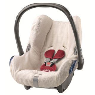 Cabriofix Terry Cloth Breathable Cabrio Car Seat Summer Cover