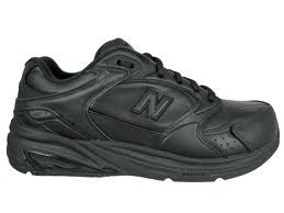 MENS NEW BALANCE MW927 WALKING SNEAKERS SHOES BLACK 10.5 6E WIDE