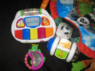 baby einstein animal world activity gym toys baby huge toy lot xmas on