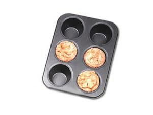 Muffin Cup Cake Baking Pan Non Stick 6 Cup 12 Cup