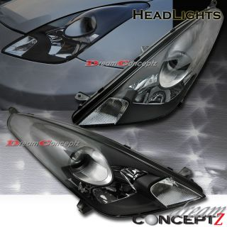 2000 2005 Toyota Celica Projector Headlights Black Style