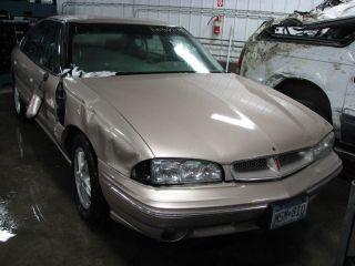 1999 Pontiac Bonneville Automatic Transmission w O Supercharger