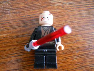 LEGO Star Wars Figure Lot ORIGINAL Anakin Black Hand 7251 Darth Vader