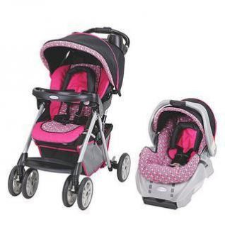 Graco Stroller ALANO Baby Travel System Greer