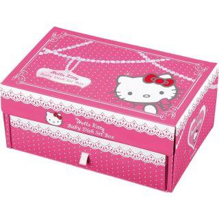 Hello Kitty Baby Tableware Gift Set Cup Bowl Mug Dish Ware Made in