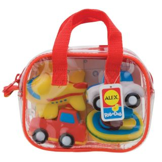 Baby Bath Toys Cars Squirters For The Tub On The Go Transportation