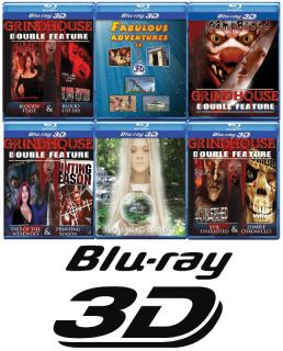 Bringing You The Largest Selection of 3D Blurays on the Planet
