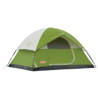 PREMIER Sundome SLEEPS 4 PERSON FAMILY CAMPING BACKPACKING Tent Green