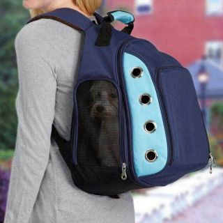 DOG BACK PACK pet backpack ALSO CARRIER TOTE ULTIMATE TRAVEL BAG