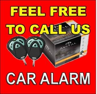 dei avital 3100l 3100 car alarm auto security system search