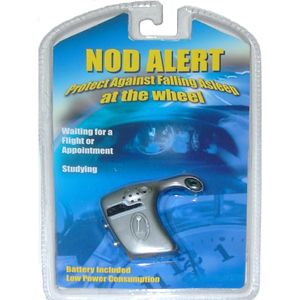 Pack Nod Alert Safety Alert Driver Alarm Stay Awake