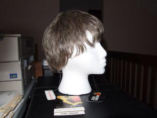 Motown Tress Short Full Wig Human Hair H 6226 Badu 44