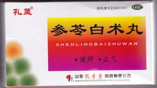 Absorpion Digesion Pill Shen Ling Bai Zhu Wan