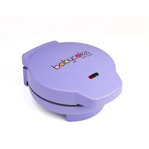 Babycakes 12 Cake Pop Maker Purple Pan Bakeware Kitchen Tool Plastic