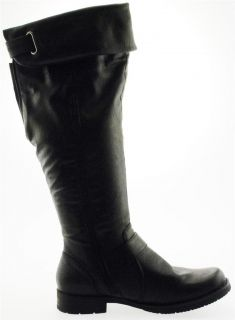 Bare Traps Shoes, Womens Jocey Knee Hi Over The Knee Boots Black
