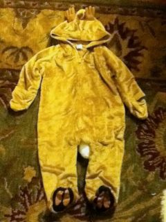 Legendary WhiteTails Baby Infant DEER Halloween Costume 12 Months