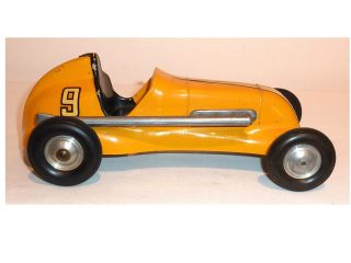 COX TD THIMBLE DROME 1950s SPECIAL Wind up Tether MIDGET RACER