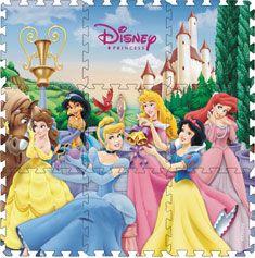 baby play mats Disney Story Winnie Pooh A kids foam play mat