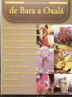 De Bara A Oxala Orishas Orixas Ritual Umbanda Santeria