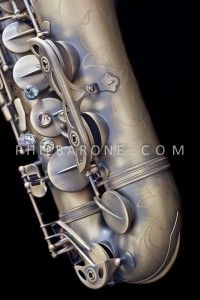 Brand New Phil Barone Antique Bronze Vintage Tenor Saxophone